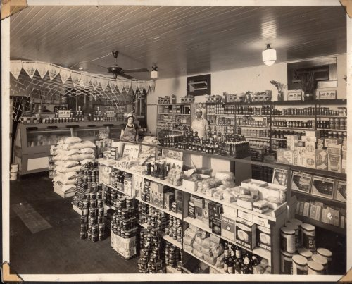 Byron Street Papas Grocery and later toy store301