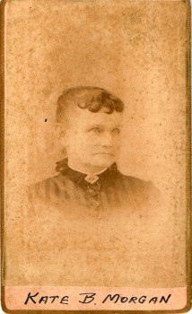 Kate B. Morgan Clary