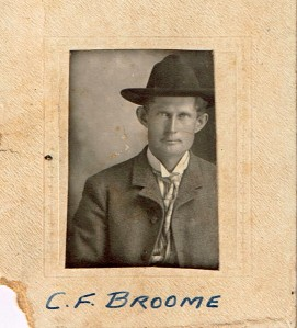 Clarence Franklin Broome